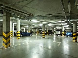 Видеонаблюдение в паркинге (парковка, автомойка)