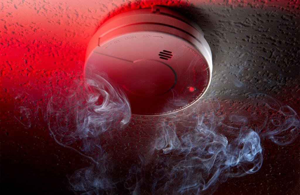 Обслуживание и ремонт систем АППЗ и пожарной сигнализации